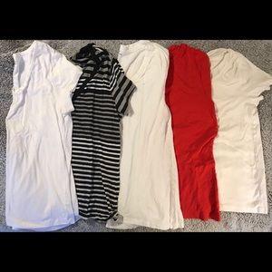 XXL Short Sleeved T-Shirt Lot